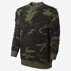 Nike Foundation ERDL Crew Men's Sweatshirt