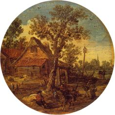 Jan van Goyen - Summer