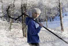 Jack Frost from Rise of the Guardians cosplay, only like this pic tho - by shisukoisa #jack #frost #cosplay
