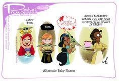 Disney Princess Cartoons, Disney And Dreamworks, Disney Pixar, Pocket Princess Comics, Pocket Princesses, Pocket Princess Frozen, Funny Disney Jokes, Disney Memes, Amy Mebberson