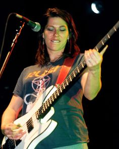 Kim Deal The Pixies