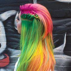 HOW-TO: Neon Birds of Paradise...