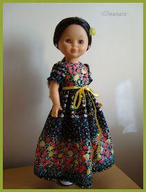 Muñecas Nancy,Paola reina,Corolle y mis vestidos para ellas.