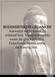 Buddhist thoughts - Buddhist thoughts # quote quotes Informations About Buddhistische Gedanken Pin You can easily use my - Daily Positive Affirmations, True Words, Yoga, Inspire Me, Quotations, Psychology, About Me Blog, Told You So, Mindfulness