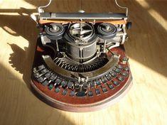 EXTREMELY RARE  WORKING Hammond typewriter  by WorkingTypewriters