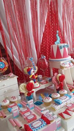 circus party | CatchMyParty.com