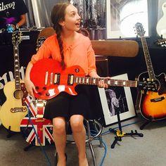 Maddie and her guitar Credit ♥Dancemoms luver♥