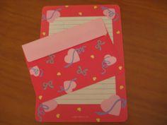 Sanrio Vintage letter set