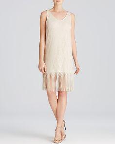 AQUA Dress - Metalli