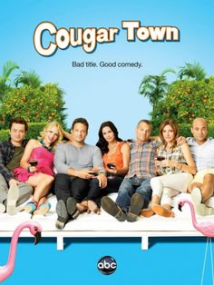 Cougar town  Season 3  14 feb