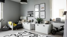 Kids Workspace👧👦 Inspo and Image Regram thanks to 📷 based in Sweden. Amazing kids 👧👦space inspo by Stylists… Baby Bedroom, Kids Bedroom, Bedroom Decor, Ikea Stuva, Kids Workspace, Princess Room, Boy Room, Room Girls, Babies Rooms