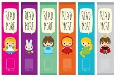 BOOKMARK - #FREE #PRINTABLES