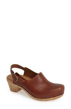 Dansko Madison Leather Clog