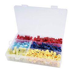 URlighting T-Tap Splice Connectors 240 PCS 22-16/16-14/12... https://www.amazon.com/dp/B07JJ85M45/ref=cm_sw_r_pi_dp_U_x_zGP5BbT82WPMR Home Tools