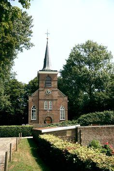 N.H. Kerk, Burdaard, Friesland. The Netherlands
