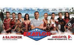 Exatlon Hungary Megvannak a második évad bajnokai - BellaCafe. Busan, Bmx, Bikini, Humor, Instagram, Beach, Google, Hungary, Dominatrix