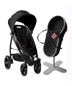 Look at this phil&teds Smart Stroller & Peanut Bassinet on #zulily today!