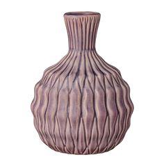Ceramic structure vaasi, Bloomingville. Mielenkiintoinen sekä moderni vaasi. Täydellinen v...