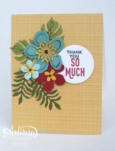Botanical Thanks — Monday Montage #59
