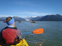 10 Things to Do and See in Juneau, Alaska: Sea Kayaking