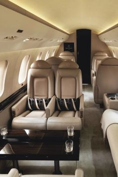 livingpursuit:  The Private Jet by Candy & Candy