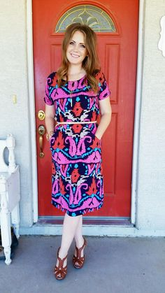 The Corrine Dress