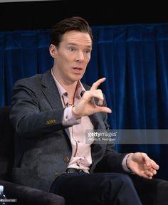 ニュース写真 : Actor Benedict Cumberbatch attends The New York...