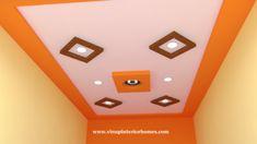 Latest Gypsum False Ceiling designs for bedroom simple false designs 2018 Best Ceiling Designs, Latest False Ceiling Designs, Simple False Ceiling Design, Gypsum Ceiling Design, Interior Ceiling Design, House Ceiling Design, Ceiling Design Living Room, Bedroom False Ceiling Design, Home Ceiling