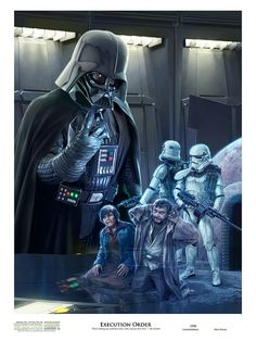Execution Order by The Official Star Wars, via Flickr