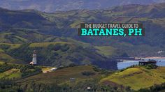 I spent only P6600 on my BATANES trip including airfare. Batanes isn't really expensive, you just have to know your way around. Here's how I did it.