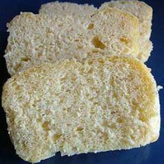Dukanov chlebík za 4 minúty (od našej čitateľky Elenky) - a I Foods, Vanilla Cake, Low Carb Recipes, Food And Drink, Bread, Cheese, Desserts, Basket, Low Carb