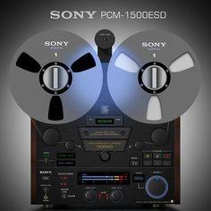Sony TC 1500 ESD