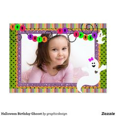 #zazzle Sold this #halloween #kids #birthday #trickortreat #invitations to PA.  Thanks for you who purchased this. Check more at www.zazzle.com/graphicdesign/halloween+birthday
