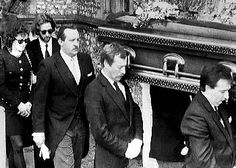 Conor Clapton's Funeral