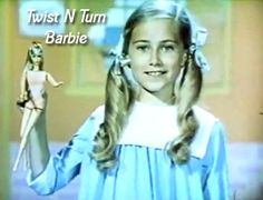 Twist n Turn ad with Maureen McCormack (AKA Marcia Brady).
