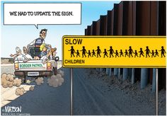 Sign of the Times For Capitol Quip by RJ Matson