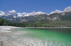 """""""Lago di Tovel"""" - Trentino  Meraviglioso, ho un ricordo magnifico di questo lago incantato!"""