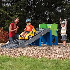 Maxi Roller Coaster NOW you can hire these rollercoaster for your kids event. No electricity, no noisy motor and endless fun for the kids.