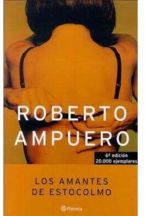 """""""Los amantes de Estocolmo"""", es una novela buena, divertida y adictiva. Misterio, crimen ,mentiras y engaños."""