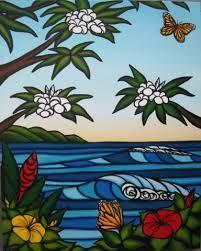Heather Brown: Arte y Surf
