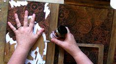 Art of Craft NZ - Tim Holtz Folio Steampunk Part 1; time 22:57; June 10, 2014