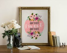Instant 'home sweet apartment' Printable Art by mylovenotedesigns
