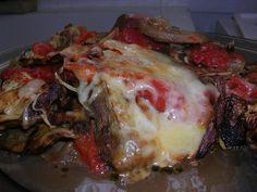 Recette de Gratin d'aubergines et tomates à la mozzarella : la recette facile