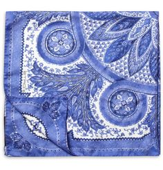 ETRO    PRINTED SILK-TWILL SCARF  £169.65  EDITORS' NOTES  Lend an air of opulence to your outfit with Etro's silk-twill scarf. The ornate print and rolled edges make it a luxurious purchase for either yourself or a discerning friend. With short-sleeved shirt try knotting it around the neck, alternatively tuck it under the lapels of a navy blazer to lift a summer evening look.