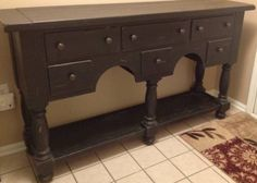 Attic Heirlooms Dresser By Broyhill Furniture