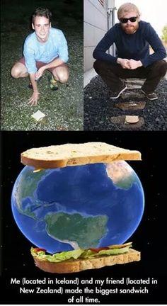 Biggest Sandwich