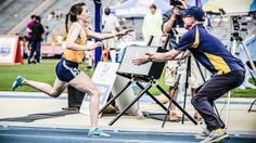 ESPN Video: Tom Rinaldi tells the remarkable story of Kayla Montgomery -- who, despite being diagnosed with multiple sclerosis, has become one of the best young distance runners in the country.