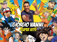 INTERVISTA :Giorgio Vanni il re delle sigle Cartoon racconta Il suo percorso artistico tra ricordi e speranze.