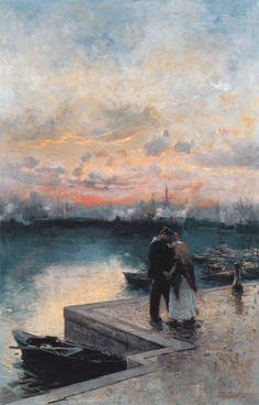 Pompeo Mariani - L'addio del marinaio
