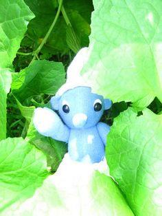 Smurf Doll